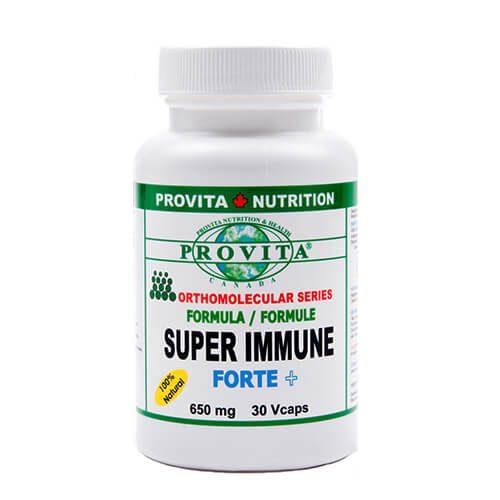 Super Immune forte - 30 capsule