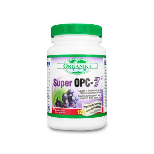 Super OPC-7 - 120 capsule vegetale