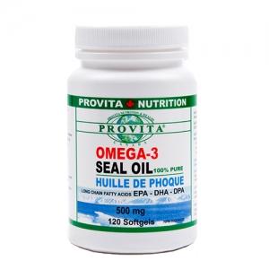 Omega 3 - Seal Oil - Ulei de foca
