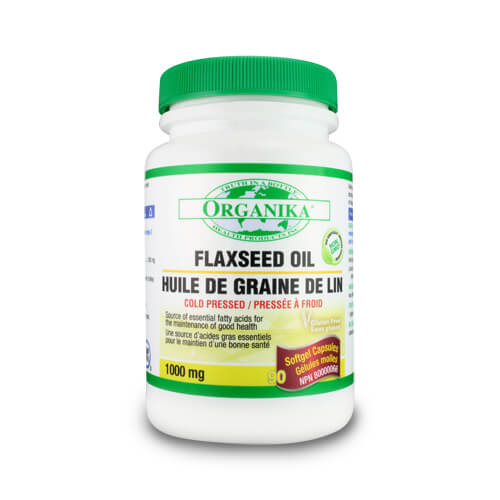 Omega 3 - Ulei de in canadian - Flaxseed Oil