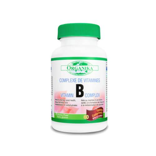Vitamina B-complex forte cu factori lipotropici