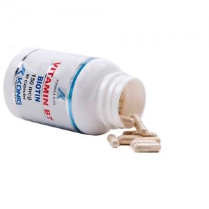 Vitamina B7 biotina (Vitamina H)