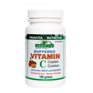 Vitamina C 100% pura, cristale 100% solubile - 150 g