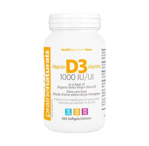 Vitamina D3 1000 IU