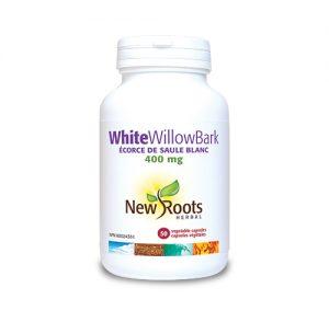 White Willow Bark - 400 mg - 50 capsule vegetale