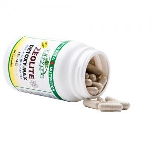 Zeolit Detoxy-Max - 850 mg - 60 de capsule